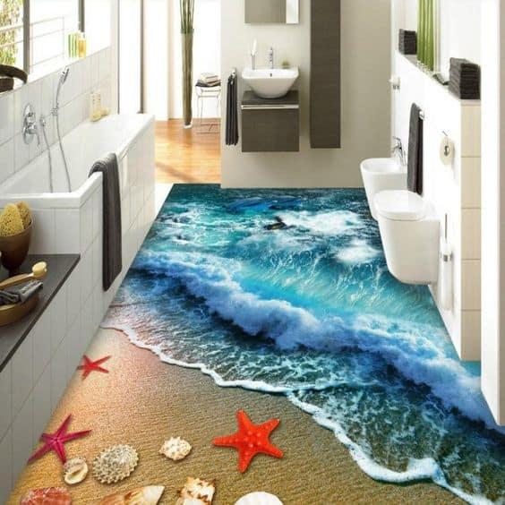 kopalnica-tla-3d-motiv