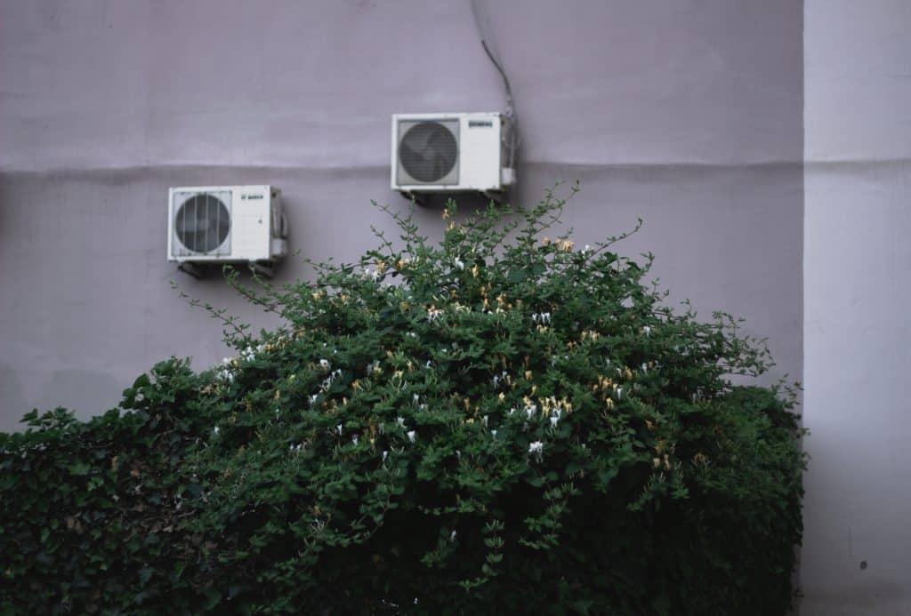 ogrevanje s klimatsko napravo