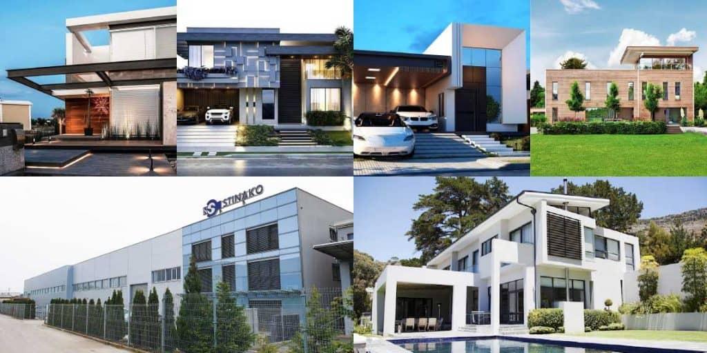 prodom unikatni arhitekturni projekti