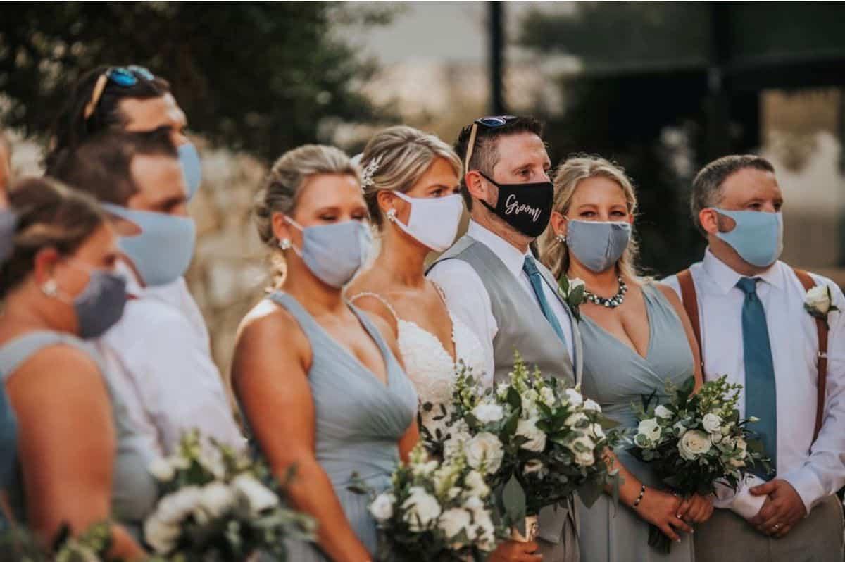 poroka v času korona virusa