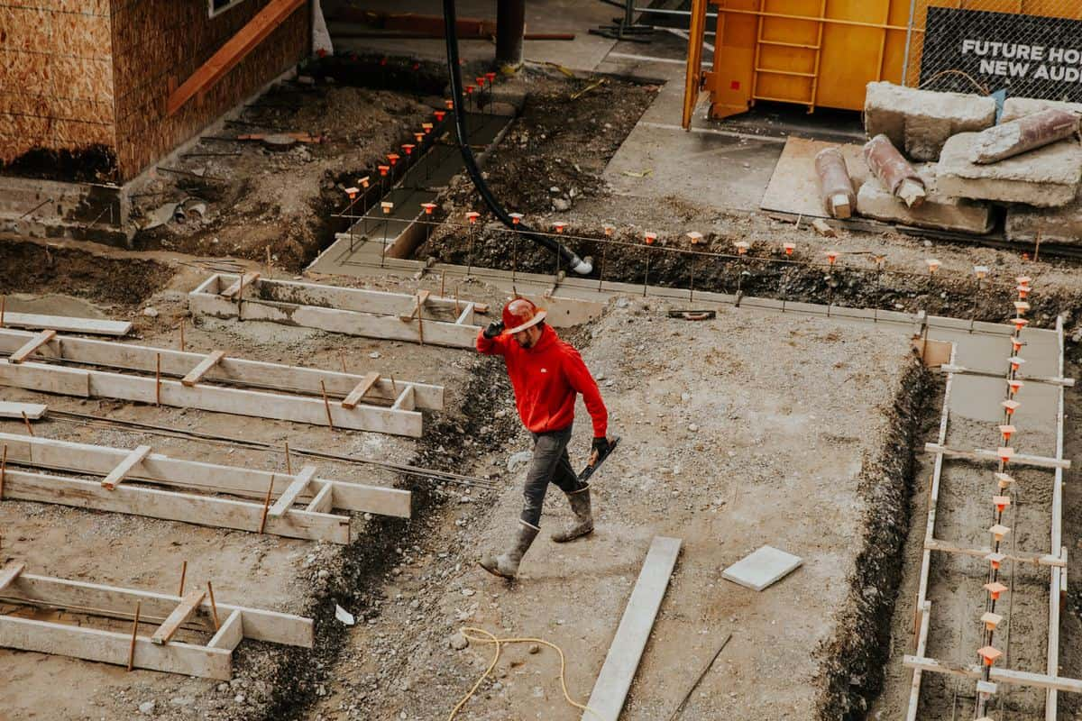 štukanje betona
