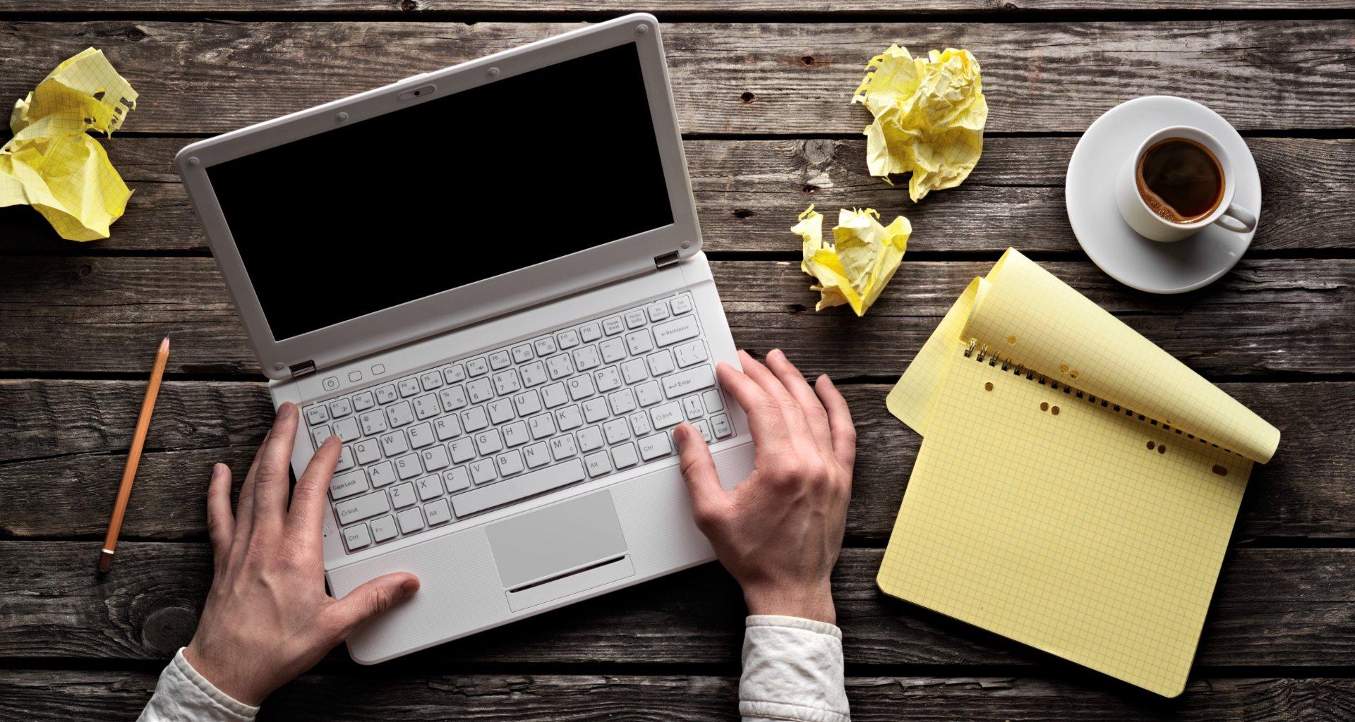 Iščete pisca besedil za svoj projekt? Pomagali vam bomo najti pravega pisca besedil za vas