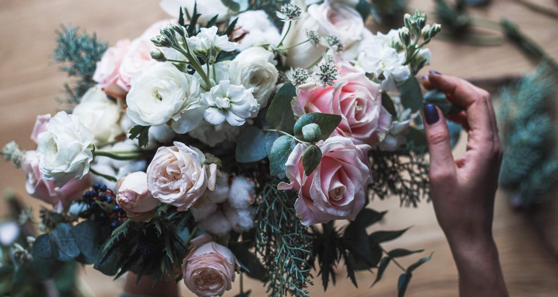 Organizirate dogodek in potrebujete cvetje? Pomagali vam bomo najti pravega cvetličarja