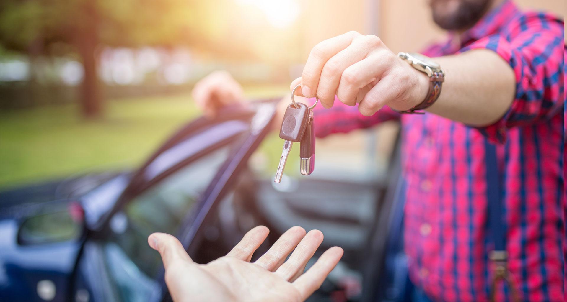 Želite prodati svoje vozilo? Pomagali vam bomo najti kupca za vaše vozilo